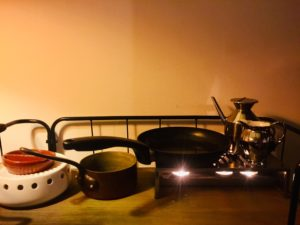 Abhyanga met heilzame, warme olie